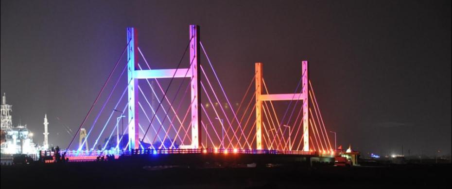 Cable Stayed Bridge >> Multi Media Consultants Pvt. Ltd. | Bridges