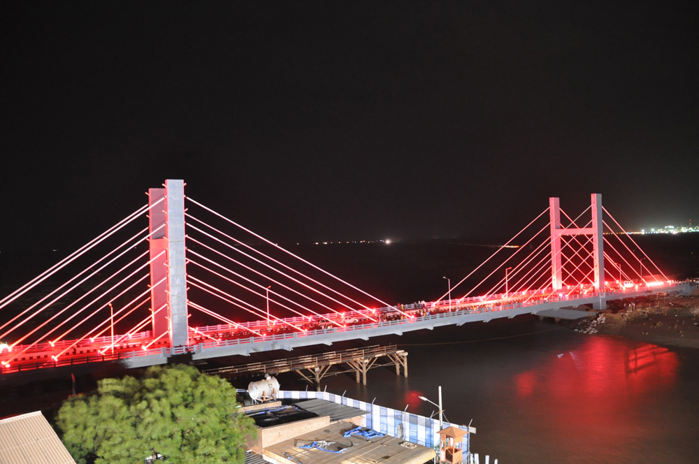 Bhavnagar India  City new picture : ... Consultants Pvt. Ltd. | Cable Stayed Bridge Bhavnagar Gujarat India